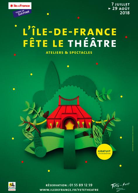 L'île-de-France fête le théâtre